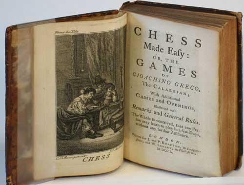 Cine a fost cel mai bun teoretician la șah ? (I) – Giaochino Greco (1600-1634)