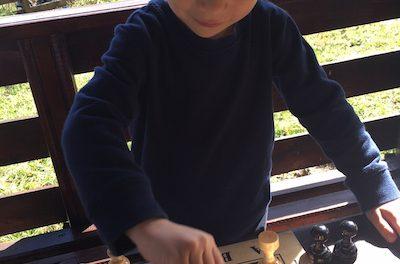 Șahul de la ce vârstă?