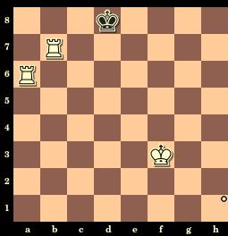 Diagrama 5 – Matul cu două turnuri