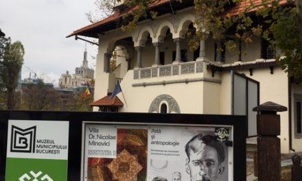 """Casa cu Clopoței – Muzeul """"Nicolae Minovici"""" – București"""