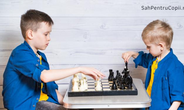 Șah … la distanță